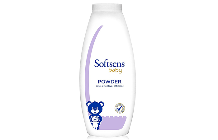 Softsens Baby Powder