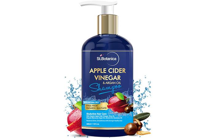 St.Botanica Apple Cider Vinegar & Argan Oil Shampoo