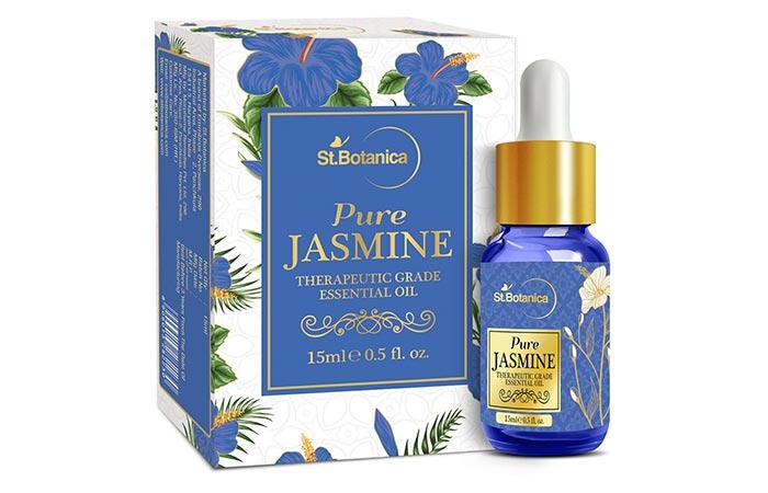 St.Botanica Jasmine Pure Aroma Essential Oil