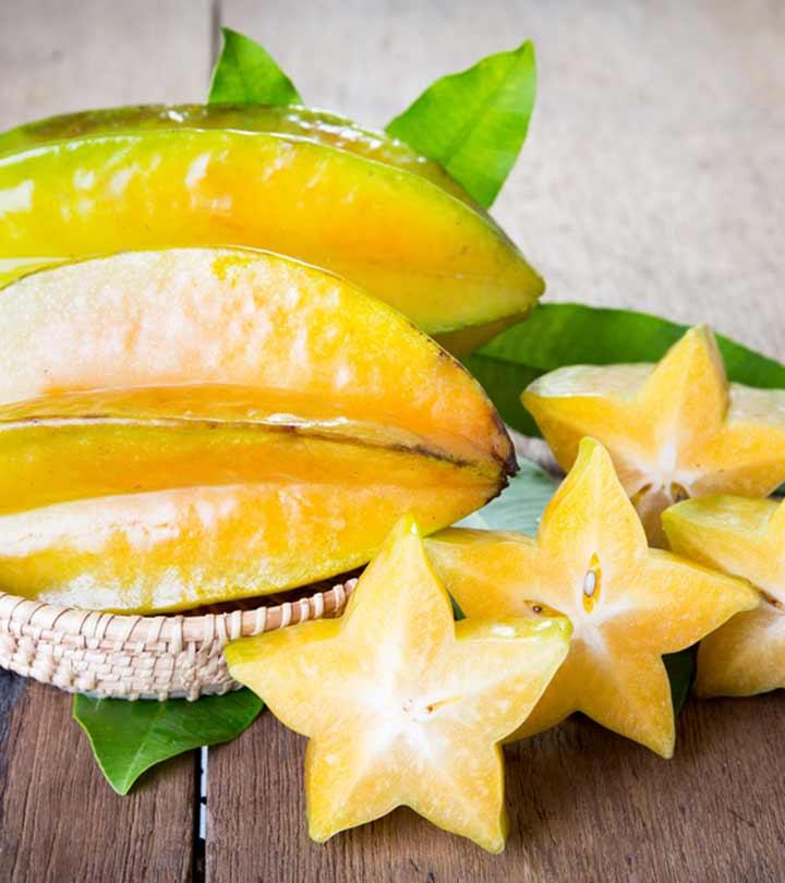 কামরাঙা ফলের উপকারিতা, ব্যবহার ও পার্শ্বপ্রতিক্রিয়া | Star Fruit (Kamrakh) Benefits, Uses and Side Effects in Bengali