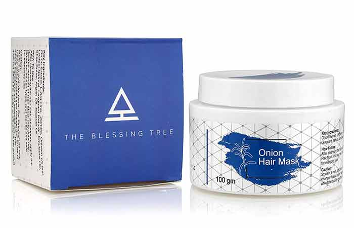THE BLESSING TREE Onion Hair Mask