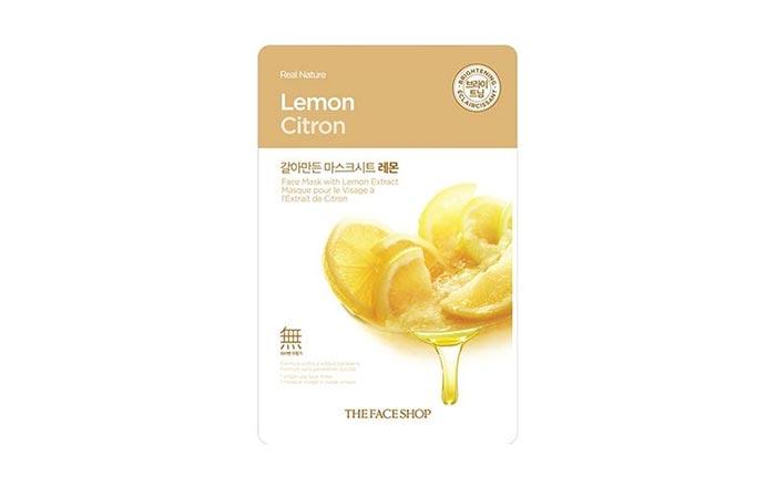 THE FACE SHOP Lemon Citron
