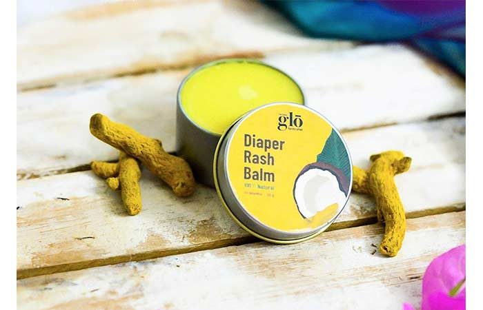 The Divine Foods Diaper Rash Cream for Babies