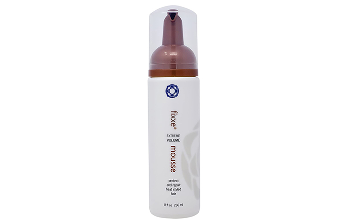 Thermafuse fixxe Extreme Volume Mousse