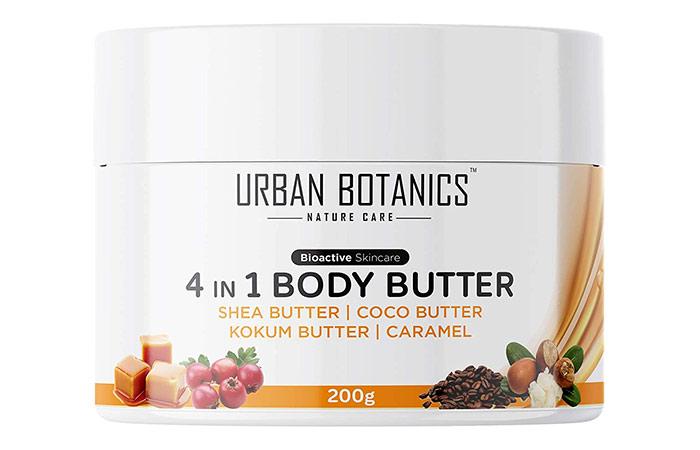 URBAN BOTANICS 4 IN 1 Body Butter