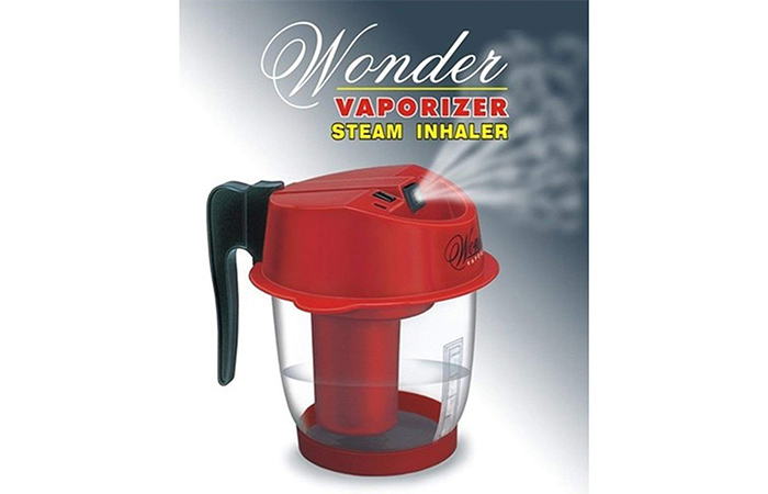 Wonder Steam Inhaler