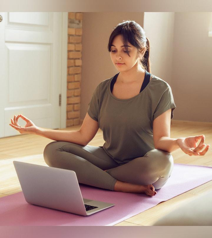 Yoga for Stress in Hindi