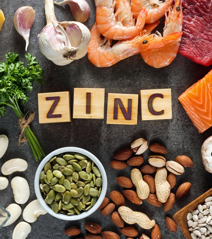 Zinc For Hair Loss: Does It Work?
