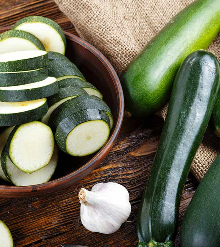 जुकिनी के 15 फायदे और नुकसान – Zucchini Benefits and Side Effects in Hindi