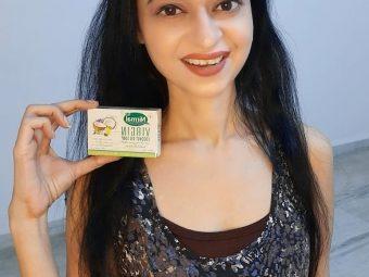 KLF Nirmal VCO Soap -Balanced skin-By the_soigne_guide_vlogs