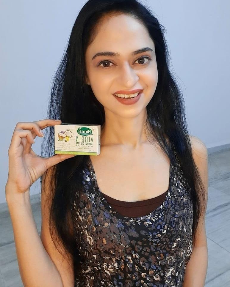 KLF Nirmal VCO Soap-Balanced skin-By the_soigne_guide_vlogs