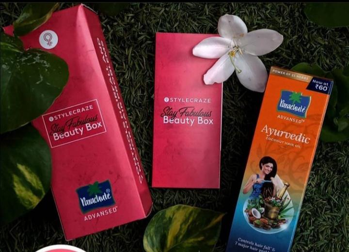 Parachute Advansed Ayurvedic Coconut Hair Oil-Soothing fragrant hair oil-By bhavana_vijayan