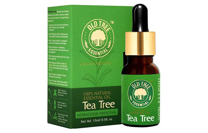 ld Tree Tea Tree Essential Oil