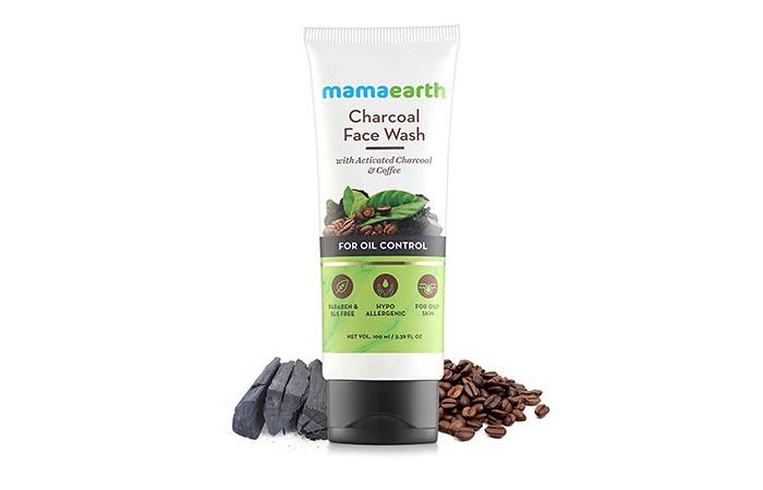 mamaearth Charcoal Face Wash