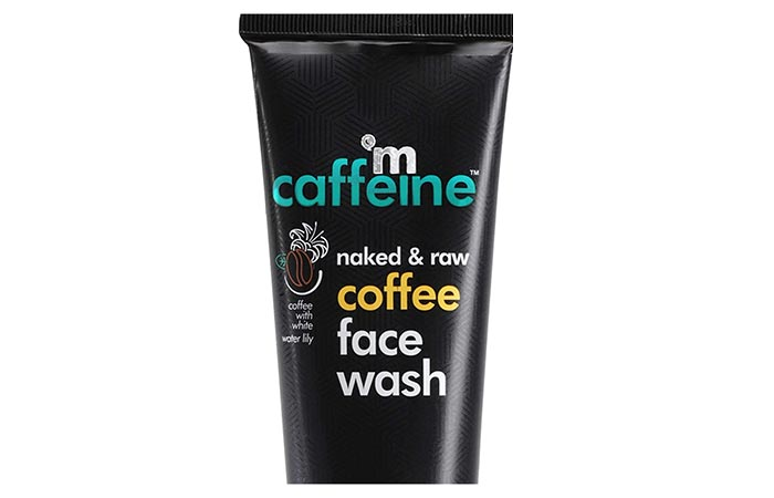 mcaffeine Naked Raw Coffee Face Wash