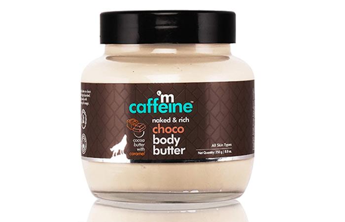 mcaffeine Naked & Rich Choco Body Butter