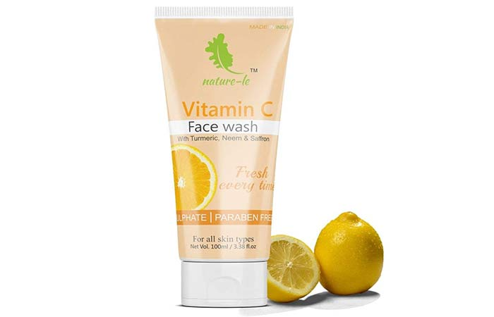 nature-le Vitamin C Face Wash