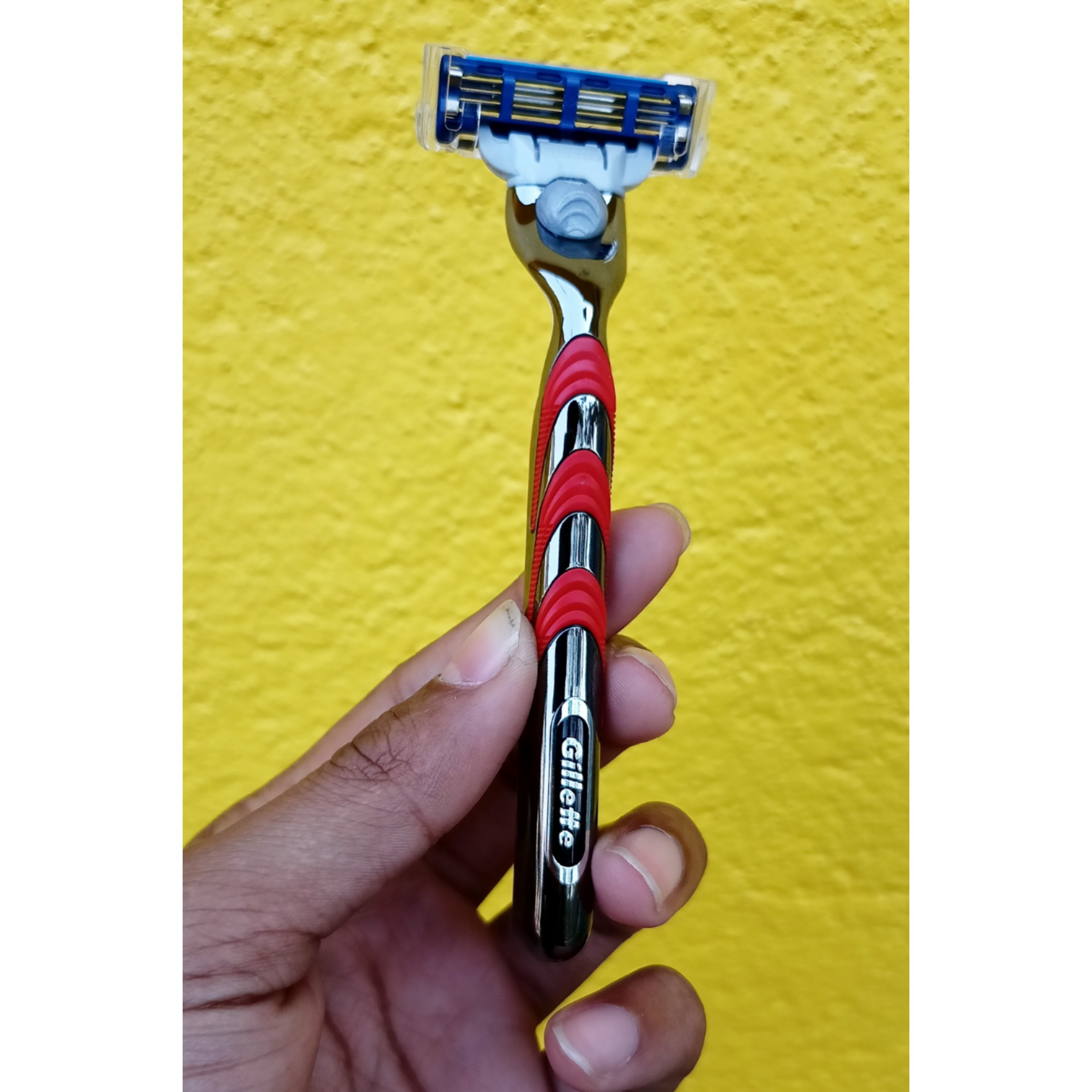 Gillette Mach3 Turbo Manual Shaving Razor-Unbeatable and excellent shave-By eshipanda28