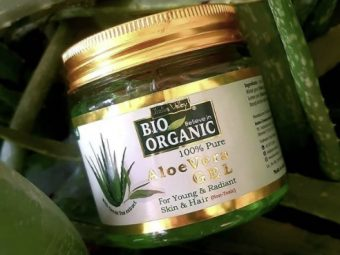 Indus Valley Bio Organic 100% Pure Aloe Vera Gel -A Decent Product-By exploexplo20
