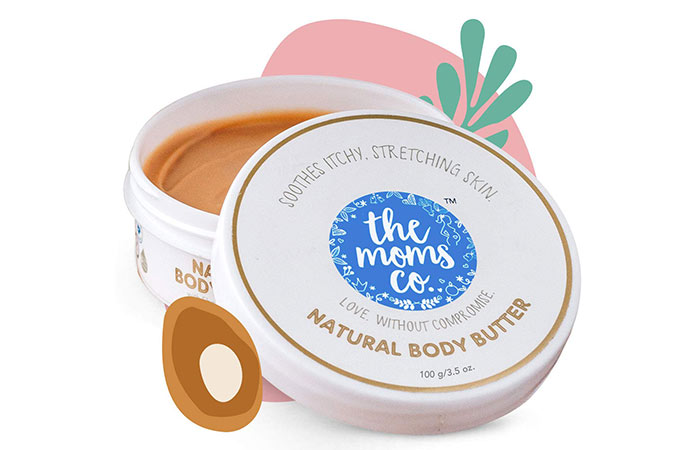 the mom's co. Natural Body Butter
