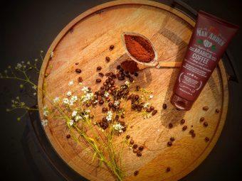 Man Arden Caffeine Series Arabica Coffee Body Scrub pic 3-smells heavenly……feels heavenly!!-By abhinay_vij