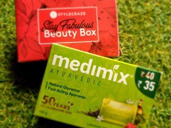 Medimix Ayurvedic Natural Glycerine soap with Lakshadi Oil pic 1-Winter Care Ayurvedic Soap-By jyotika_raymond