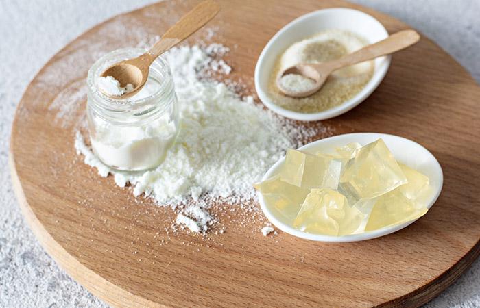 Benefits of gelatin in tamil