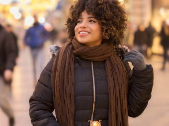 11 Ways To Care For Your Natural Hair In Winter