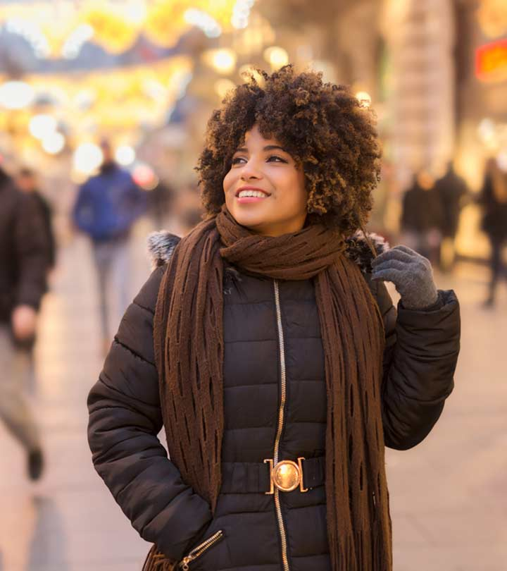 How To Protect Natural Hair In Winter