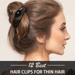 12 Best Hair Clips For Thin Hair