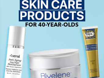 14 Best Skin Care Products For 40-Year-Olds