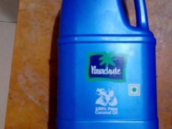 Parachute Coconut Oil -Parachute hair oil – one solution for hair-By poorvi_khandelwal