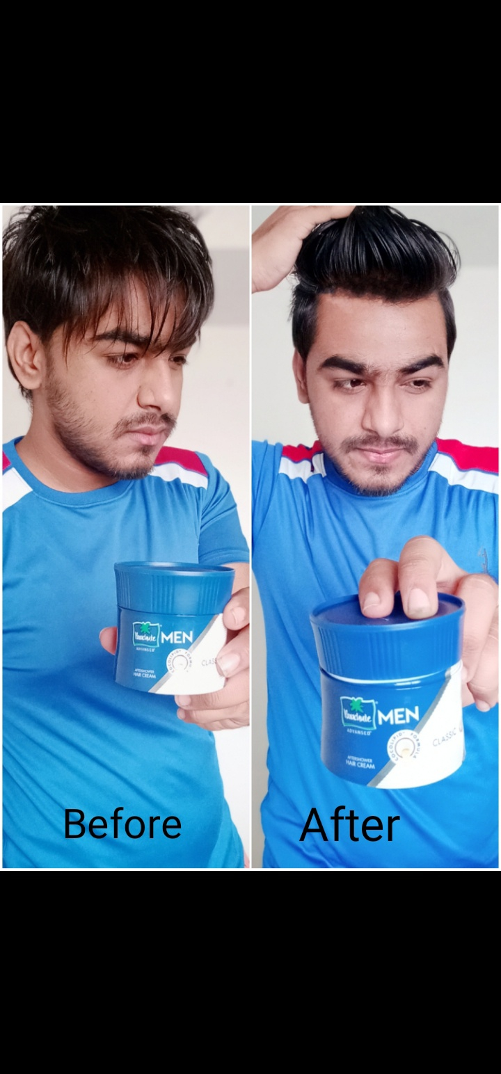 Parachute Advansed Men After Shower Hair Cream, Classic pic 1-Best Hair cream-By chiragsajnanii2
