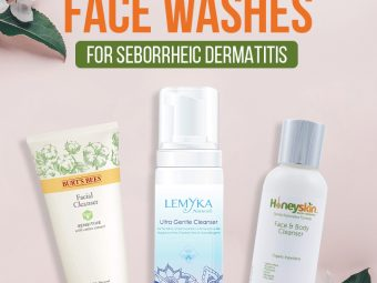 6 Best Face Washes For Seborrheic Dermatitis