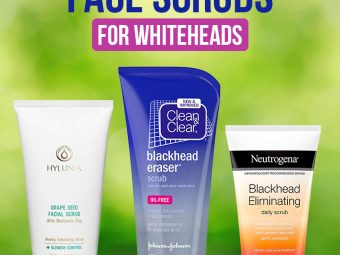 7 Best Face Scrubs For Whiteheads