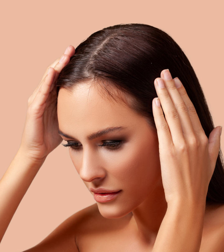8 Natural Ways To Grow Forehead Hair
