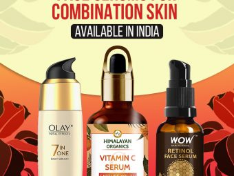 9 Best Face Serums For Combination Skin Available In India