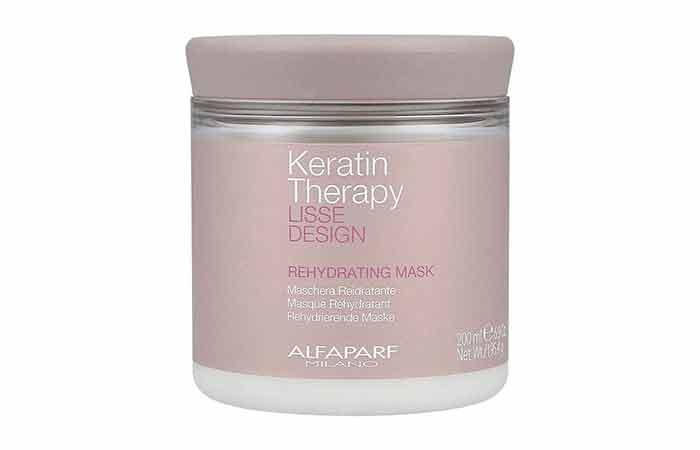 Alfaparf Milano Keratin Therapy Rehydrating Mask