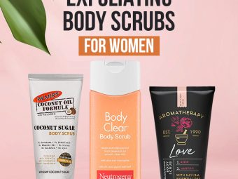 Best Exfoliating Body Scrubs For Women