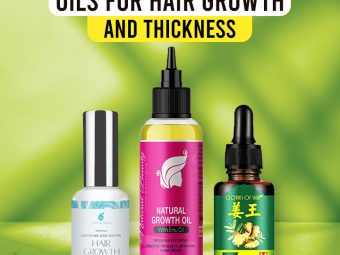 Best Oils For Hair Growth And Thickness