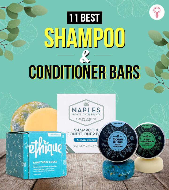 11 Best Shampoo And Conditioner Bars Of 2021