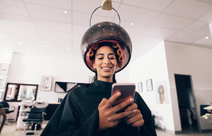Go For A Hair Spa Treatment