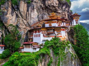 Bhutan Ended Free Entry For Indians