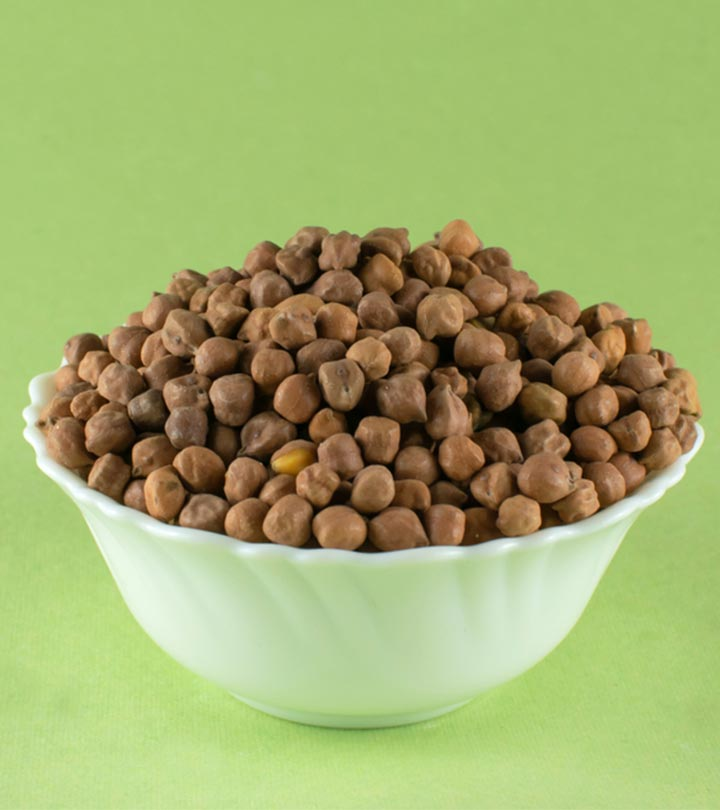 Black Chickpeas Benefits, Uses and Side Effects in Hindi