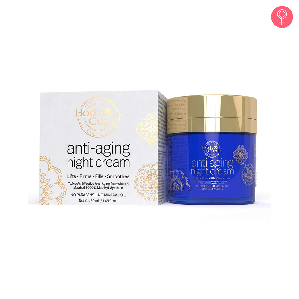 Body Cupid Anti Aging Night Cream