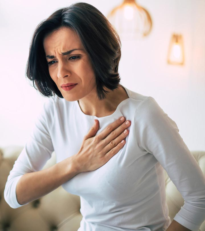 Chest Pain Home Remedies in Bengali