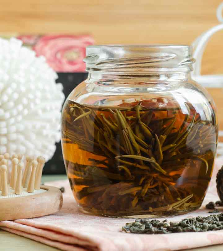 DIY Herbal Hair Rinses: Easy Recipes, Benefits, And How To Use
