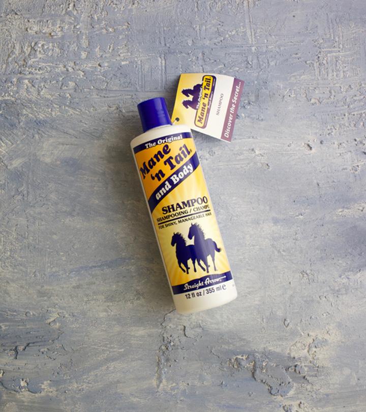Does Horse Shampoo Help With Hair Growth?