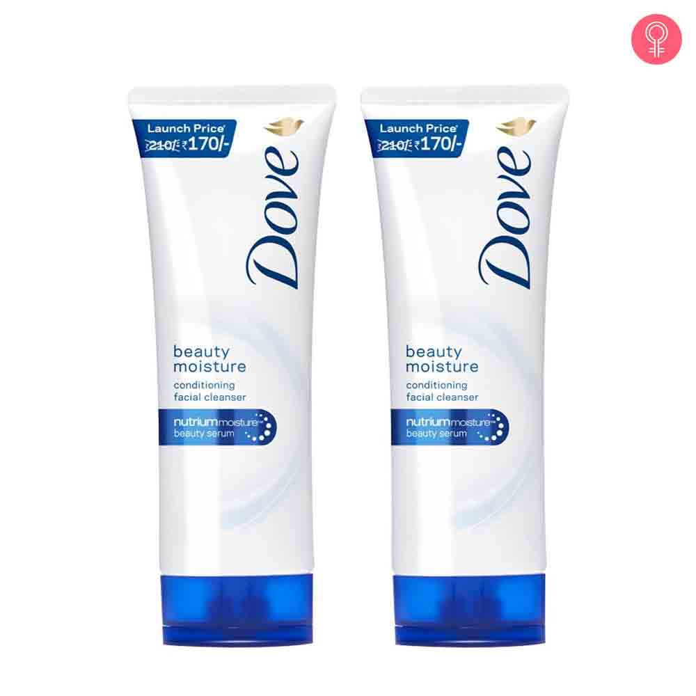 Dove Beauty Moisture Conditioning Facial Cleanser
