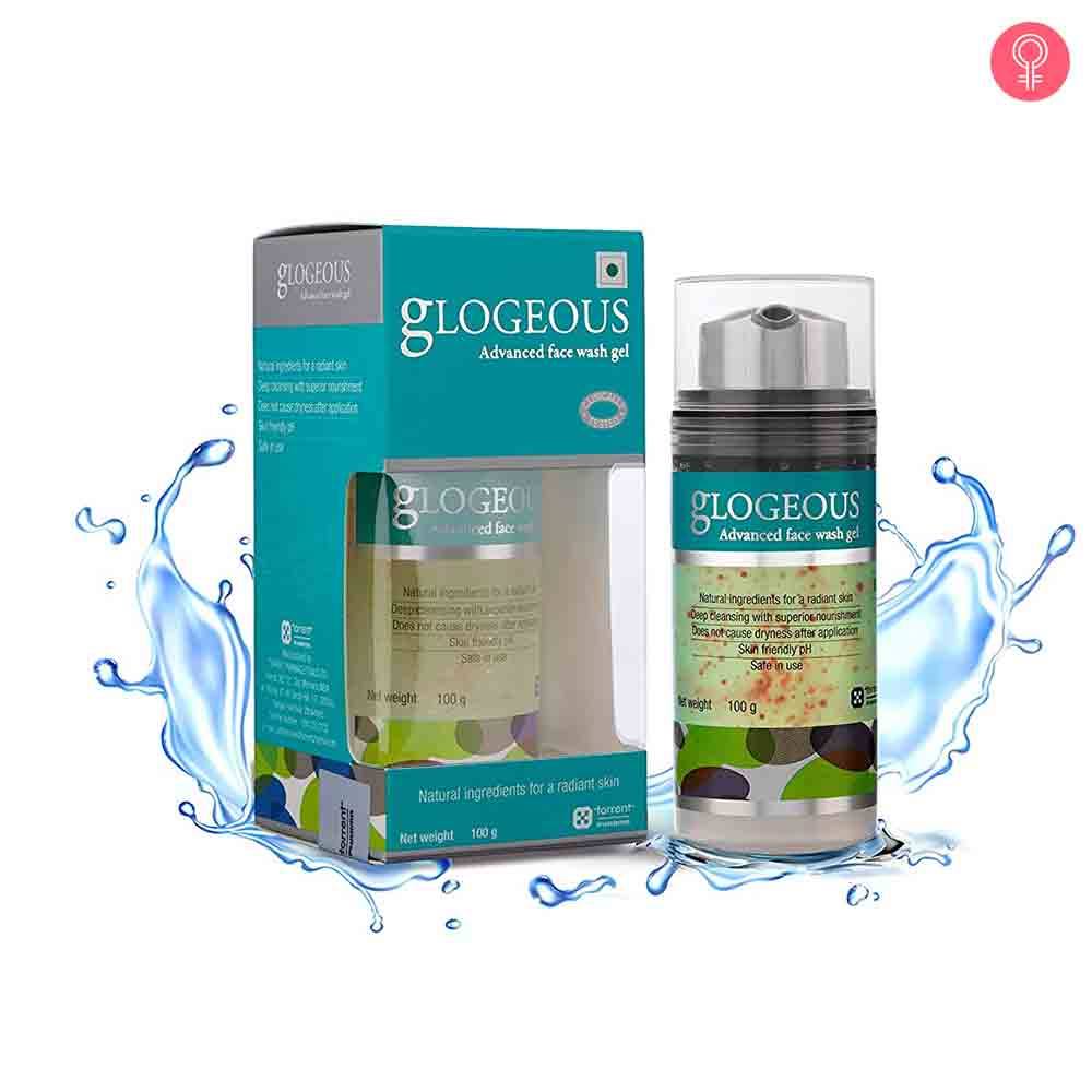 Glogeous Advanced Face Wash Gel